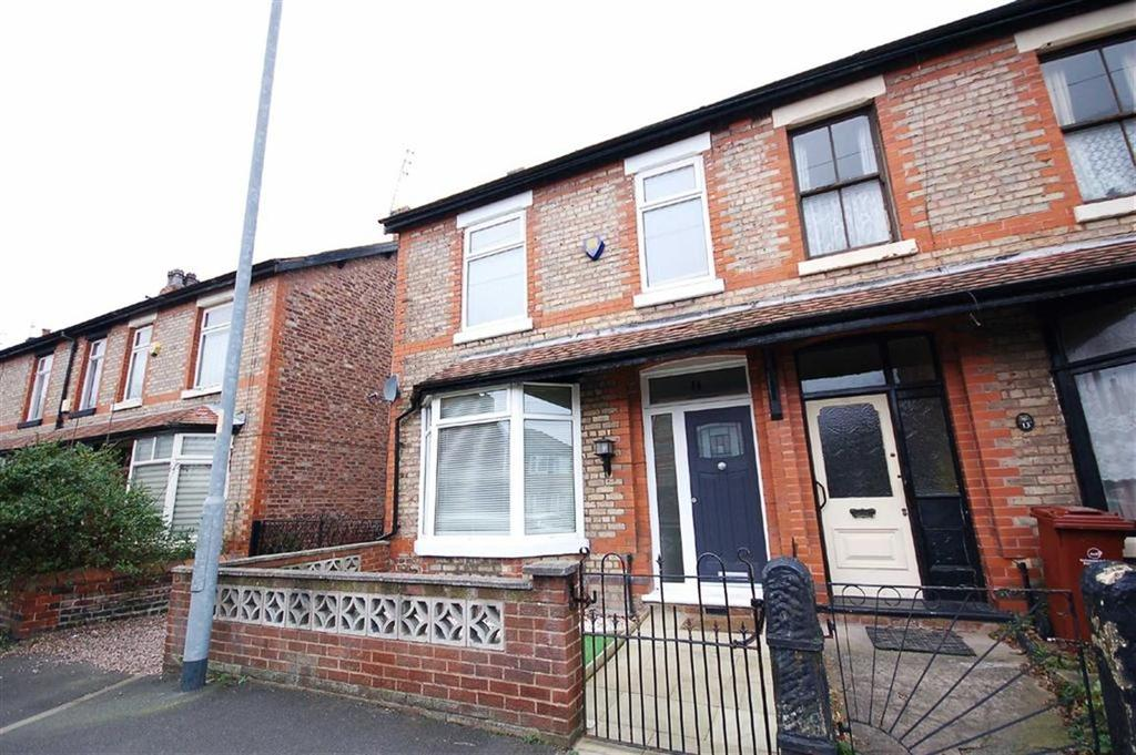 3 Bedrooms End Of Terrace House for sale in Victoria Road, Northenden, Manchester, M22