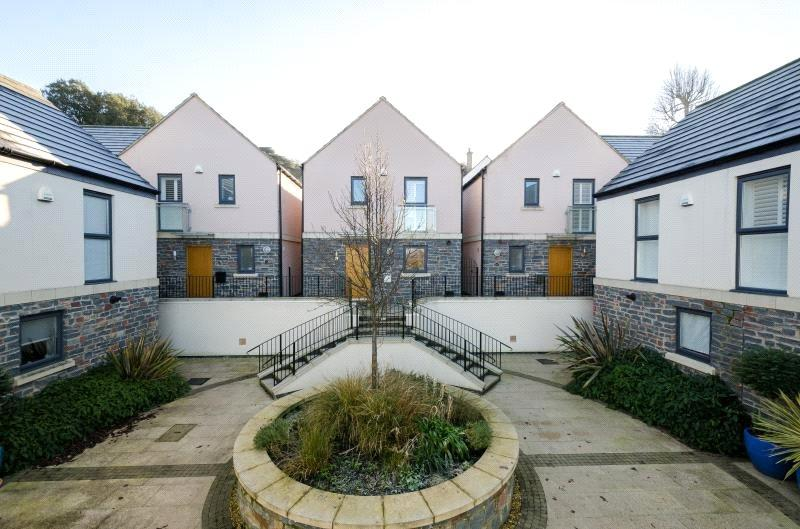 4 Bedrooms Detached House for sale in Chancel Close, Bristol, BS9