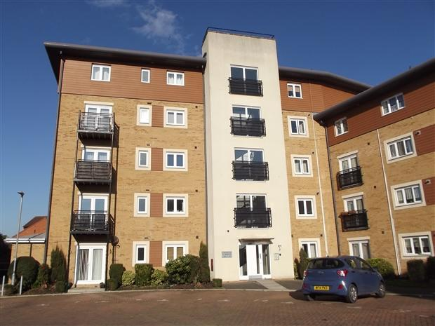 2 Bedrooms Apartment Flat for sale in 5 Manley Gardens Bridgwater TA6