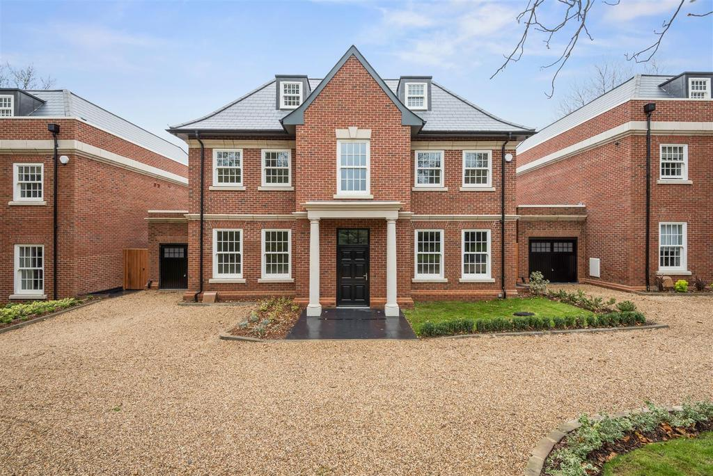 6 Bedrooms Detached House for sale in The Mount, Eleventrees, Milespit Hill, NW7