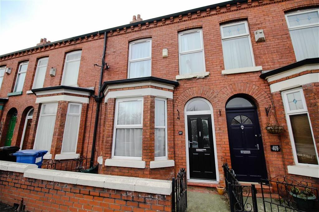 3 Bedrooms Terraced House for sale in Gorton Road, Reddish, Stockport