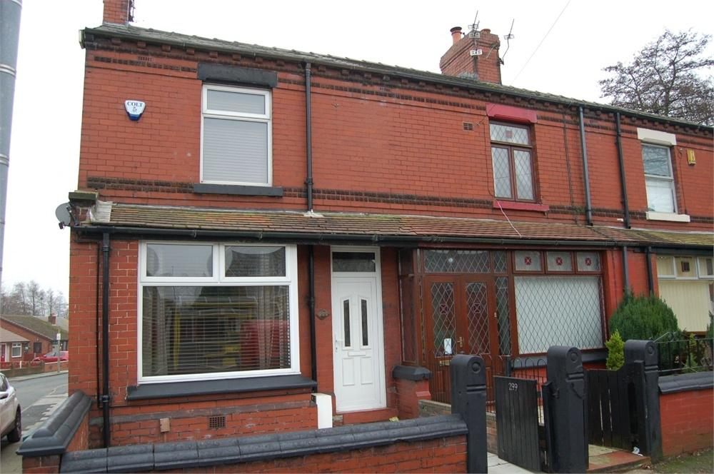 2 Bedrooms End Of Terrace House for sale in Mill Lane, Sutton Leach, St Helens, Merseyside