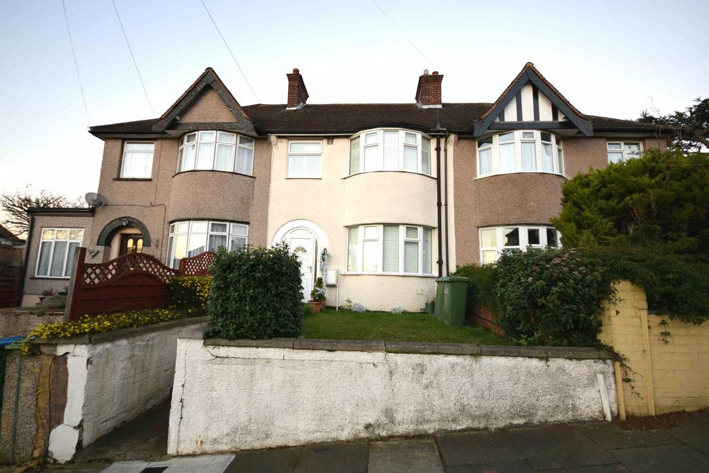3 Bedrooms Terraced House for sale in Ankerdine Crescent SE18