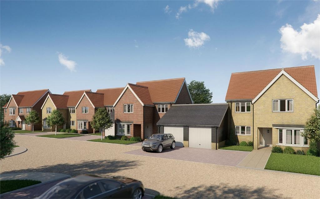 4 Bedrooms Detached House for sale in 5 Buttercup Close, The Meads, Little Canfield