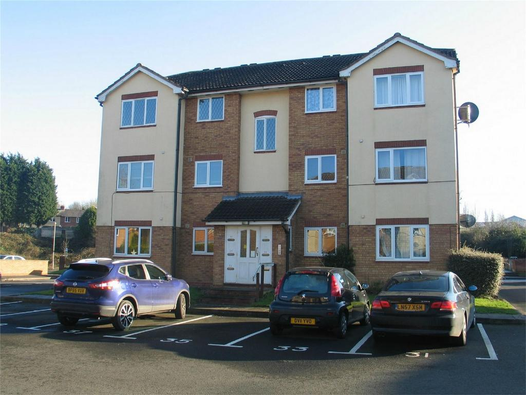 2 Bedrooms Flat for sale in Dadford View, BRIERLEY HILL
