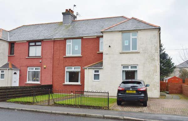 2 Bedrooms Flat for sale in 47 Christie Gardens, Saltcoats, KA21 5NU