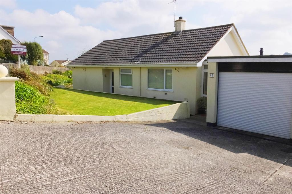 2 Bedrooms Detached Bungalow for sale in Tresillian, Truro