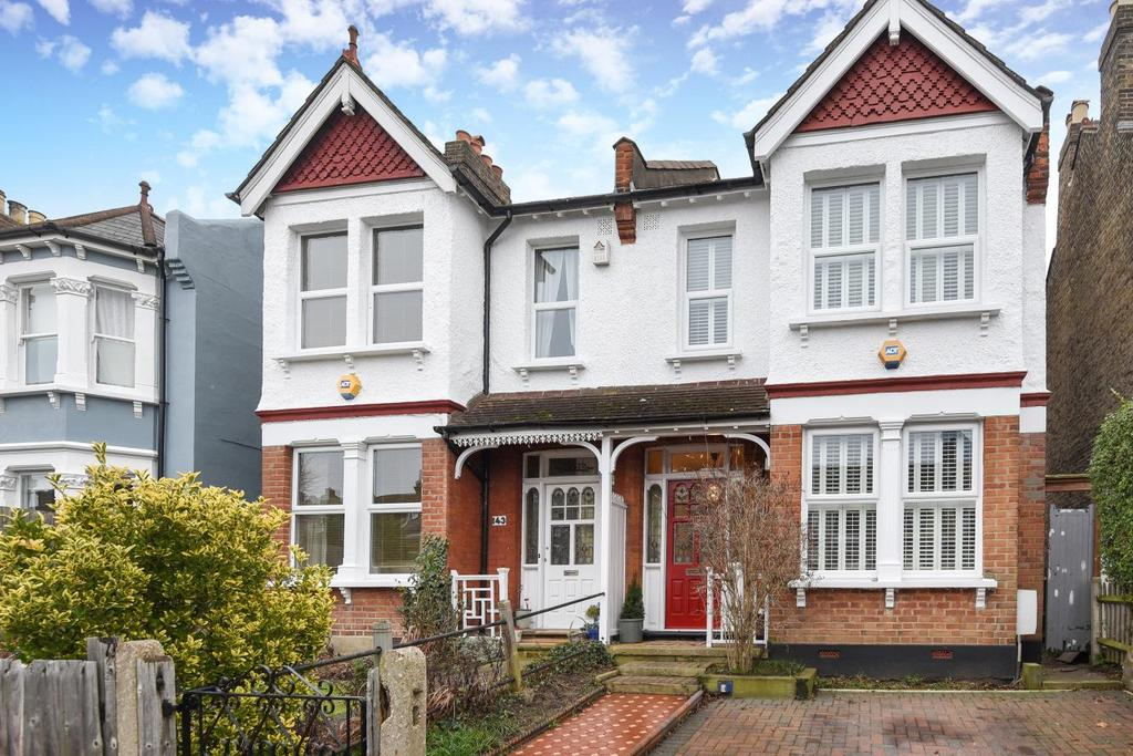 4 Bedrooms Semi Detached House for sale in Mackenzie Road, Beckenham, BR3