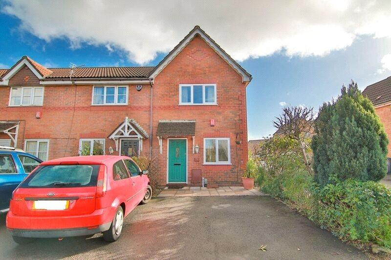 2 Bedrooms End Of Terrace House for sale in Cressfield Drive, Pontprennau, Cardiff, CF23