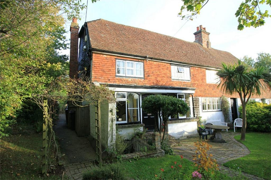 4 Bedrooms Semi Detached House for sale in Lower Street, NINFIELD, East Sussex