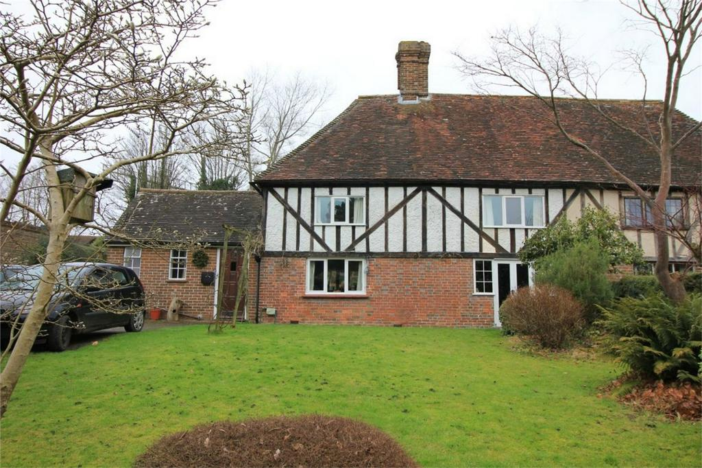 3 Bedrooms Semi Detached House for sale in Caldbec Hill, BATTLE, East Sussex