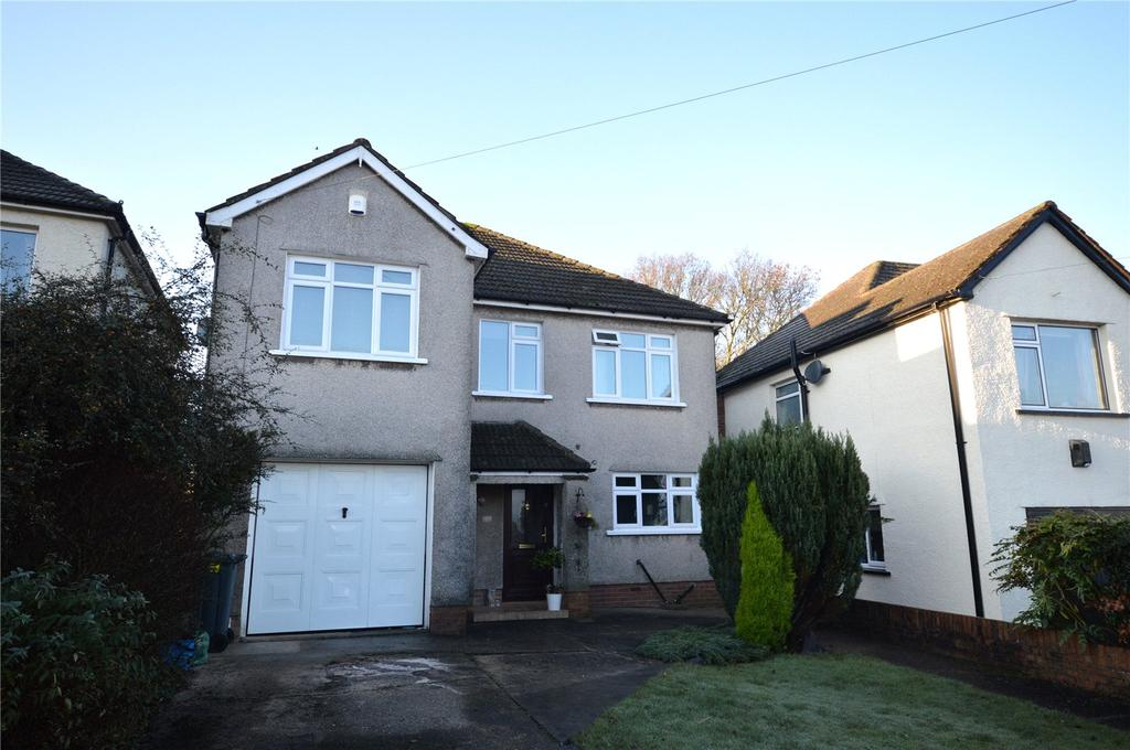 4 Bedrooms Detached House for sale in Blackoak Road, Cyncoed, Cardiff, CF23
