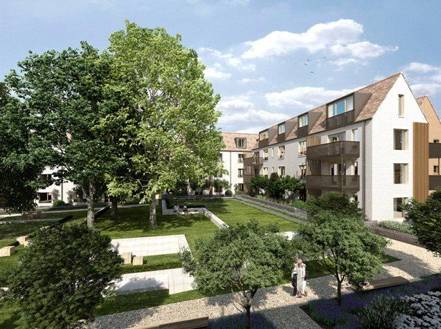 1 Bedroom Retirement Property for sale in Woodside Square, Muswell Hill, London, N10