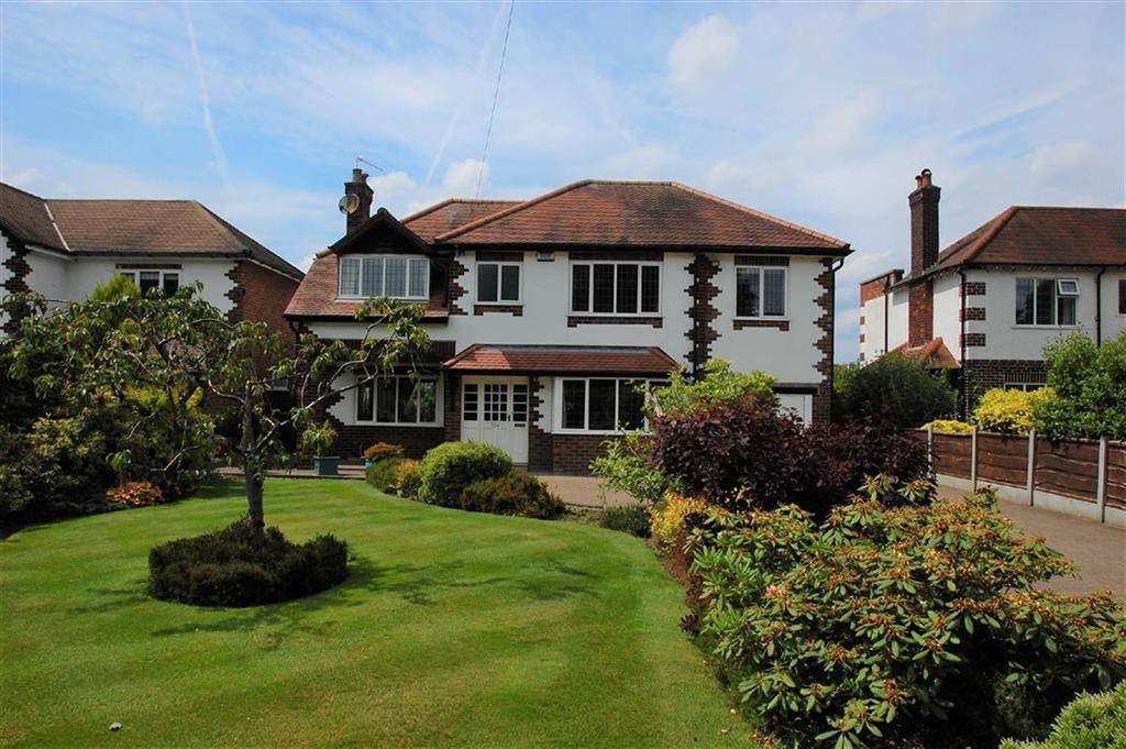 4 Bedrooms Detached House for sale in Chester Road, Woodford, Cheshire