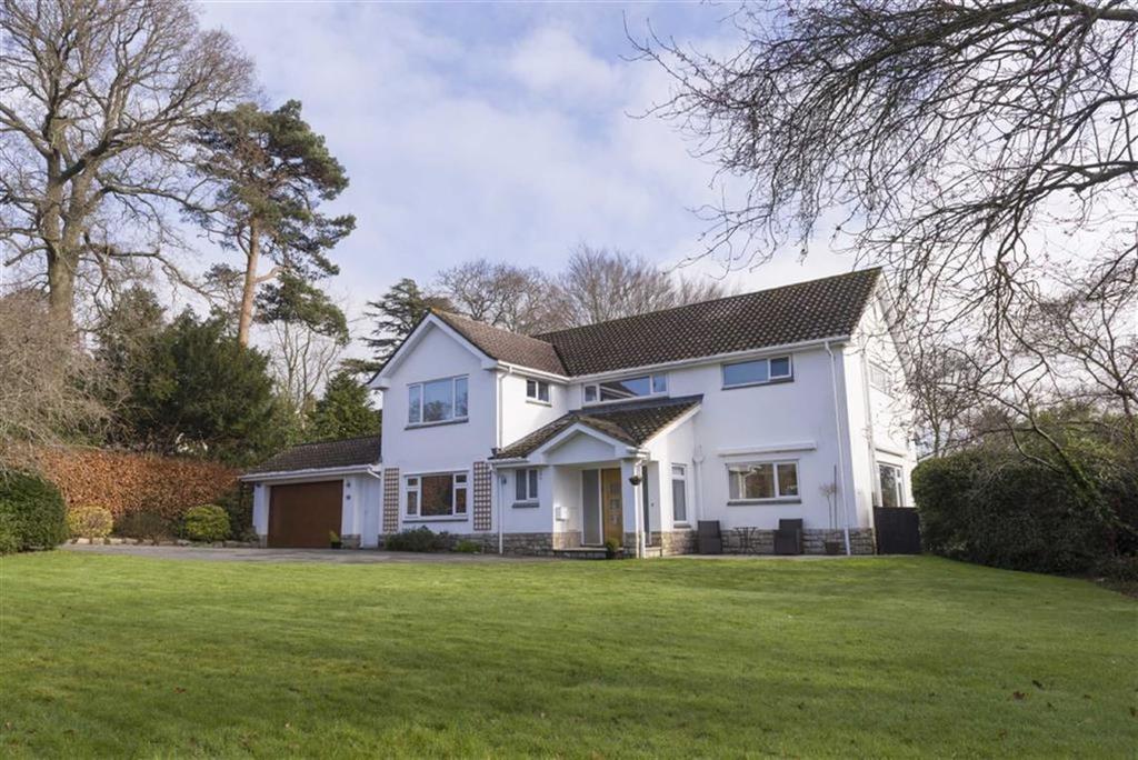 4 Bedrooms Detached House for sale in Beaucroft Lane, Wimborne, Dorset