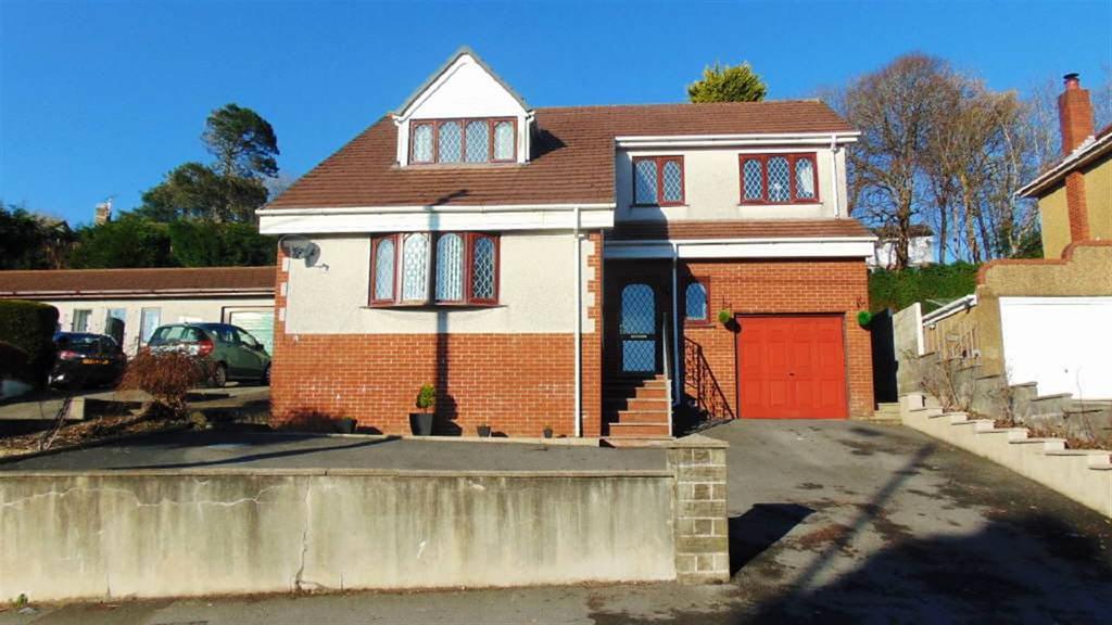 4 Bedrooms Detached House for sale in Llethri Road, Llanelli