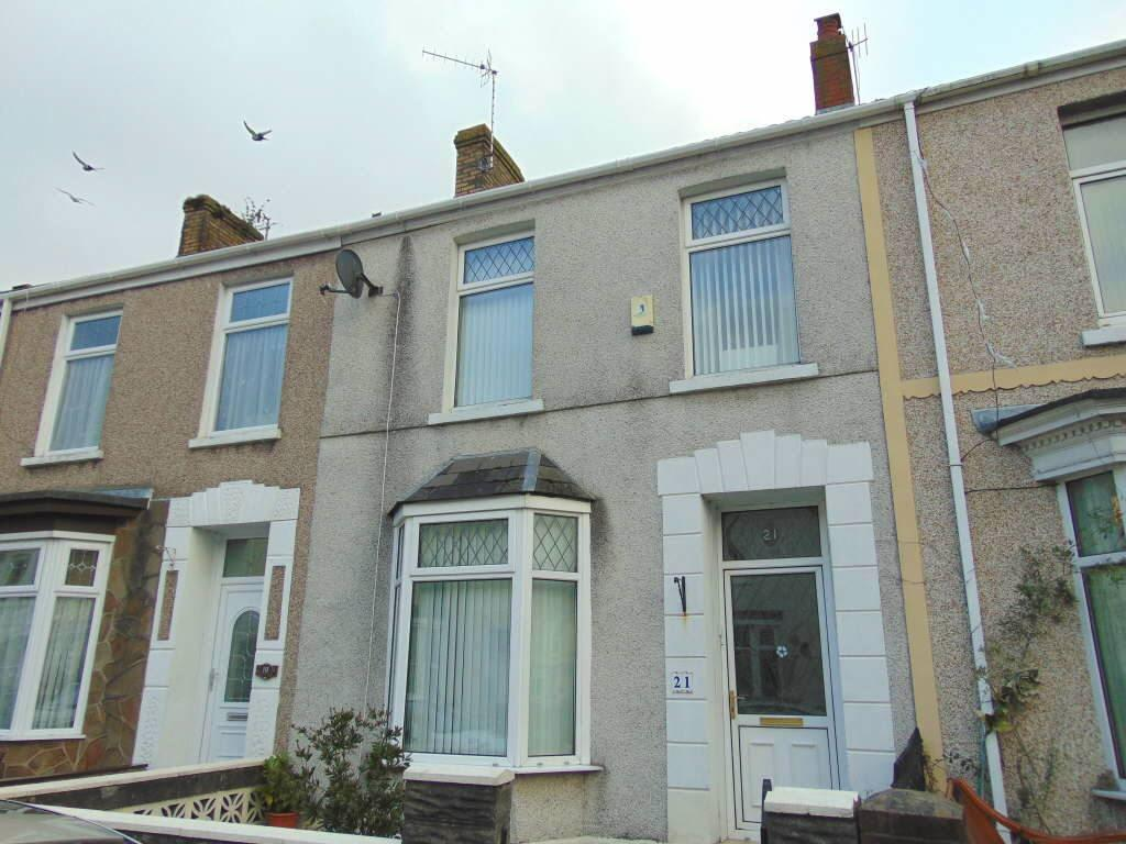 4 Bedrooms Terraced House for sale in Coldstream Street, Llanelli