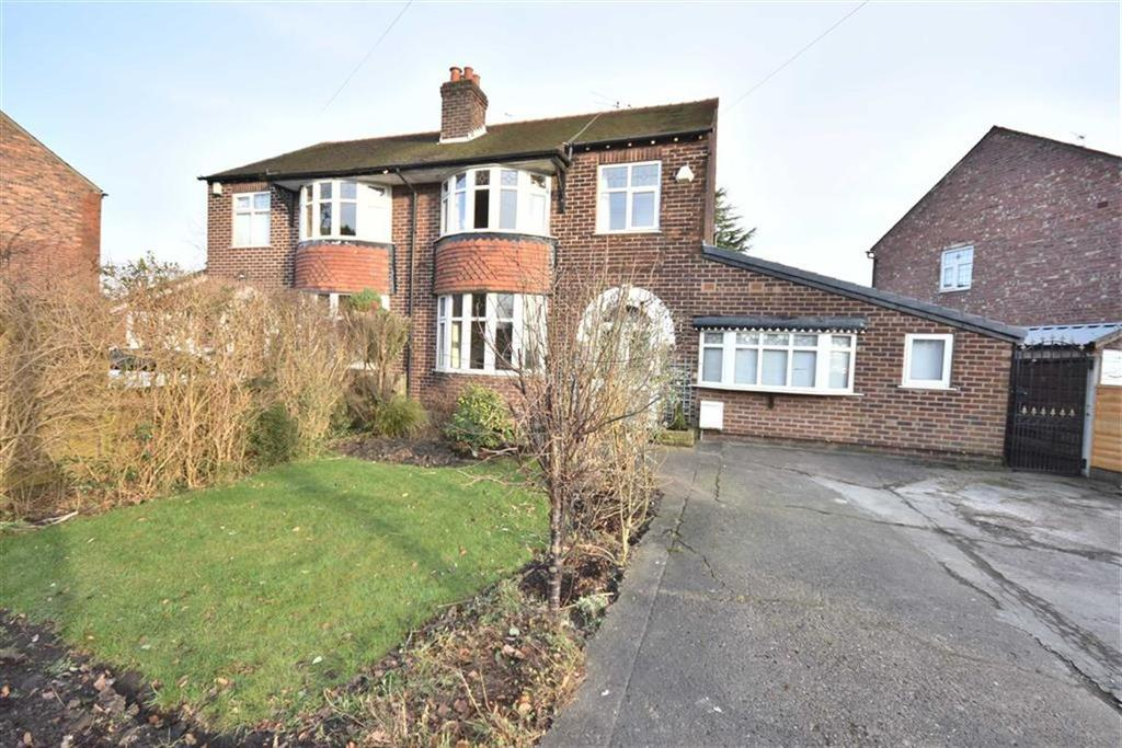 4 Bedrooms Semi Detached House for sale in LONDON ROAD SOUTH, POYNTON, Cheshire