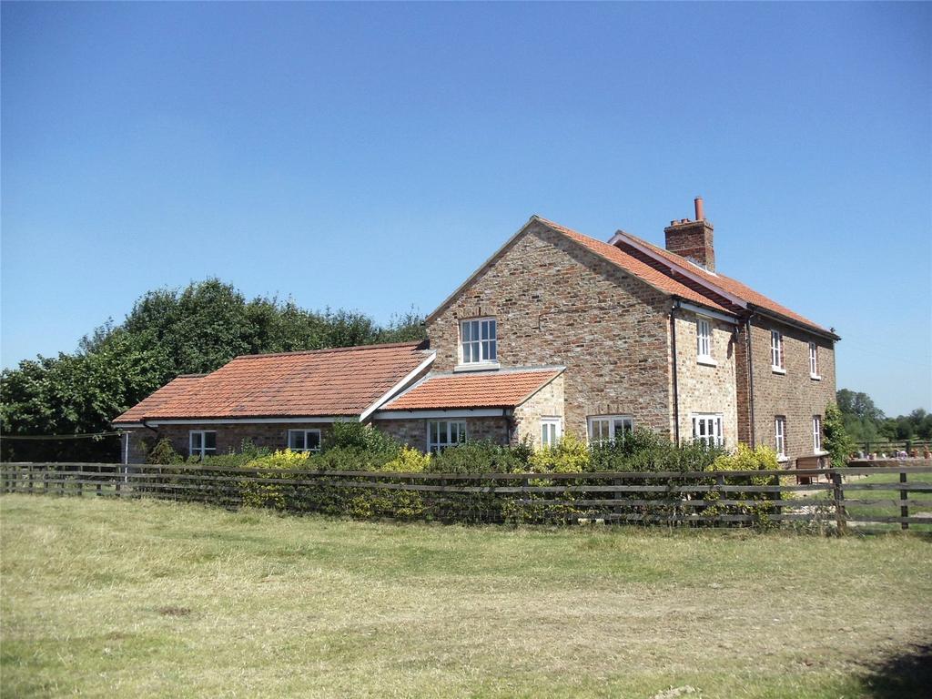 5 Bedrooms Detached House for sale in Wilstrop Hall Cottage, Green Hammerton, York, YO26