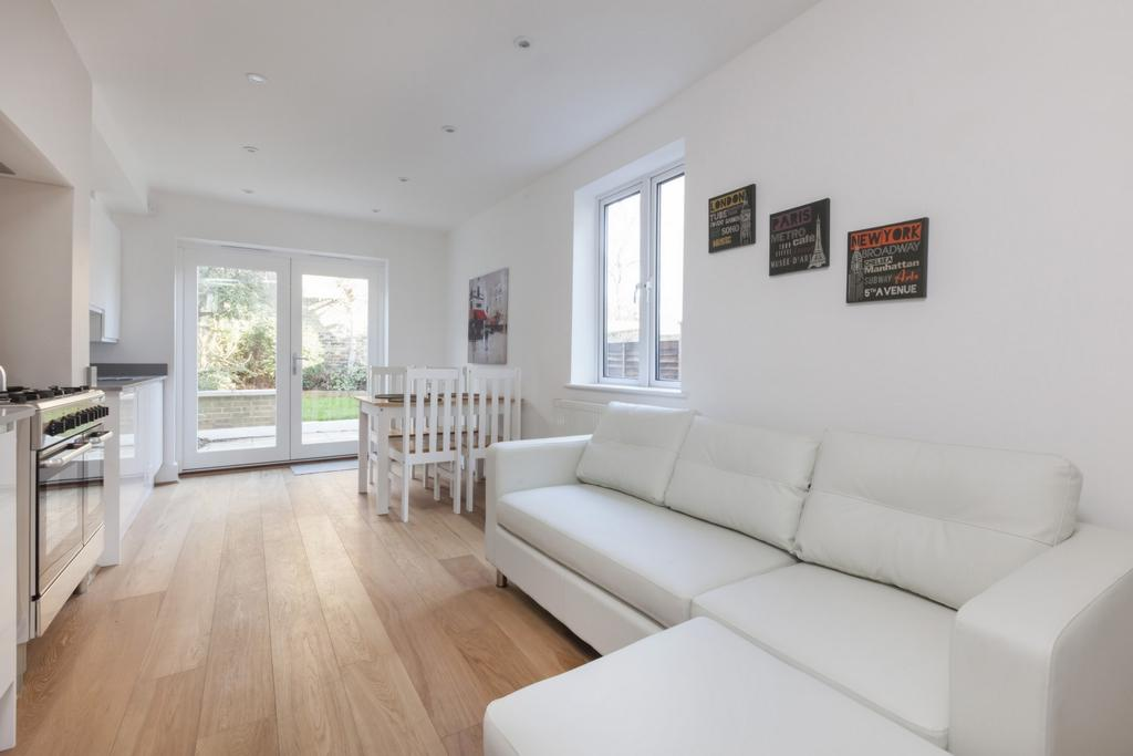 3 Bedrooms House for sale in Alderbrook Road, London, SW12