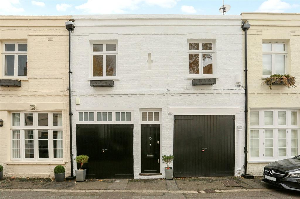 2 Bedrooms Mews House for sale in Burton Mews, London, SW1W