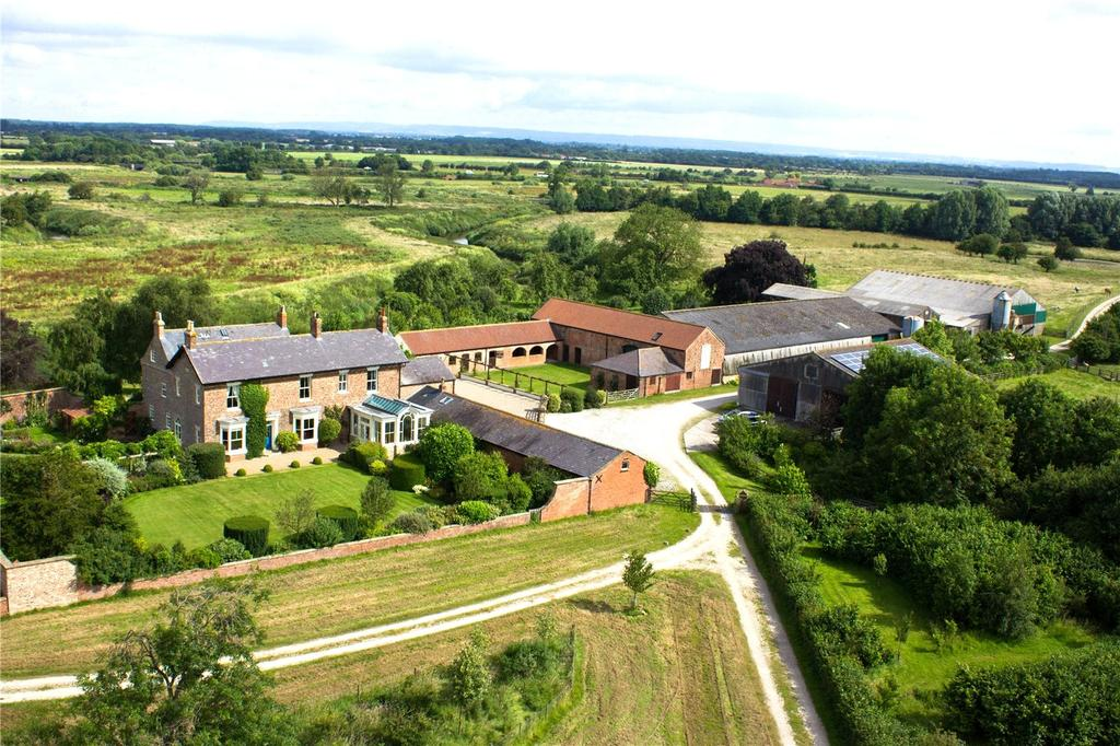 7 Bedrooms Detached House for sale in Wilstrop Hall, Green Hammerton, York, YO26