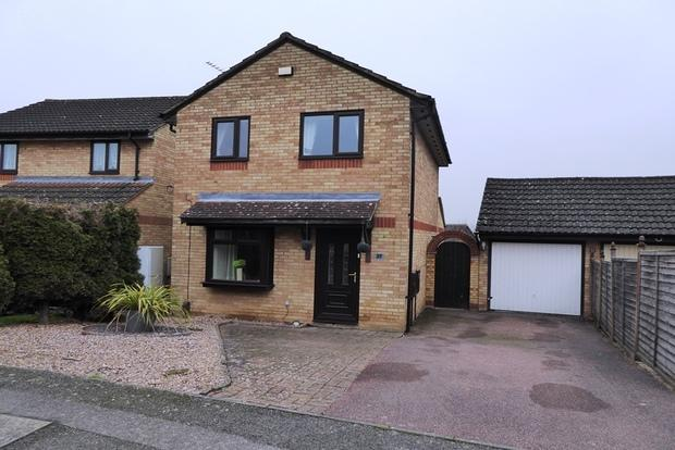 3 Bedrooms Detached House for sale in South Copse, East Hunsbury, Northampton, NN4