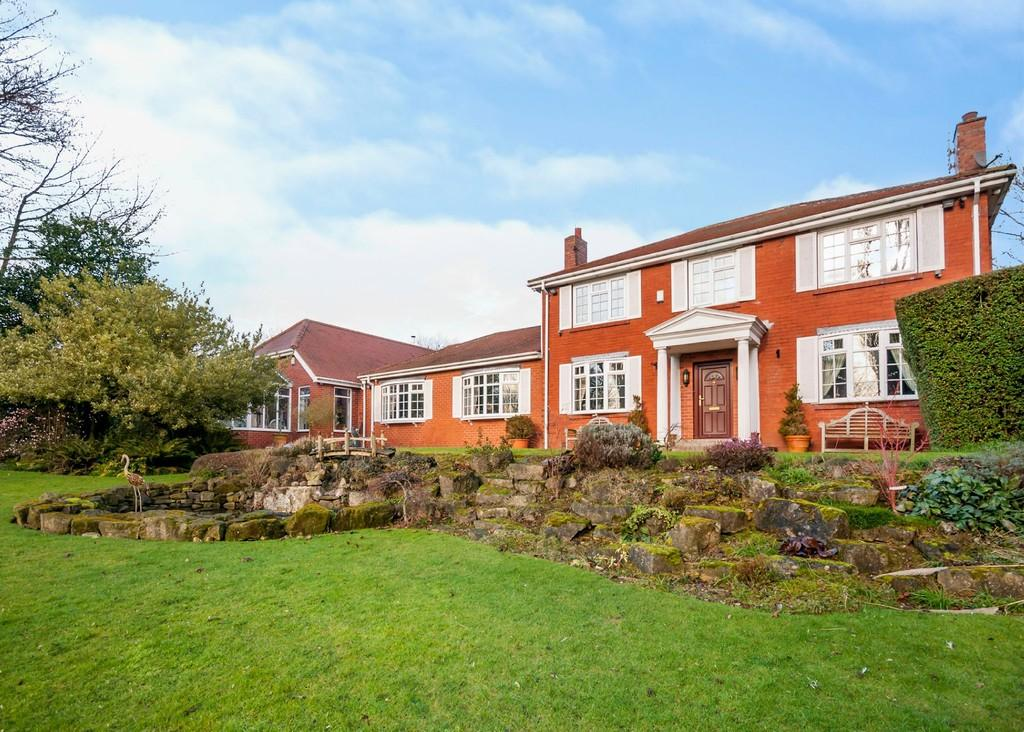 5 Bedrooms Detached House for sale in Ashton Lane, Braithwell, Rotherham