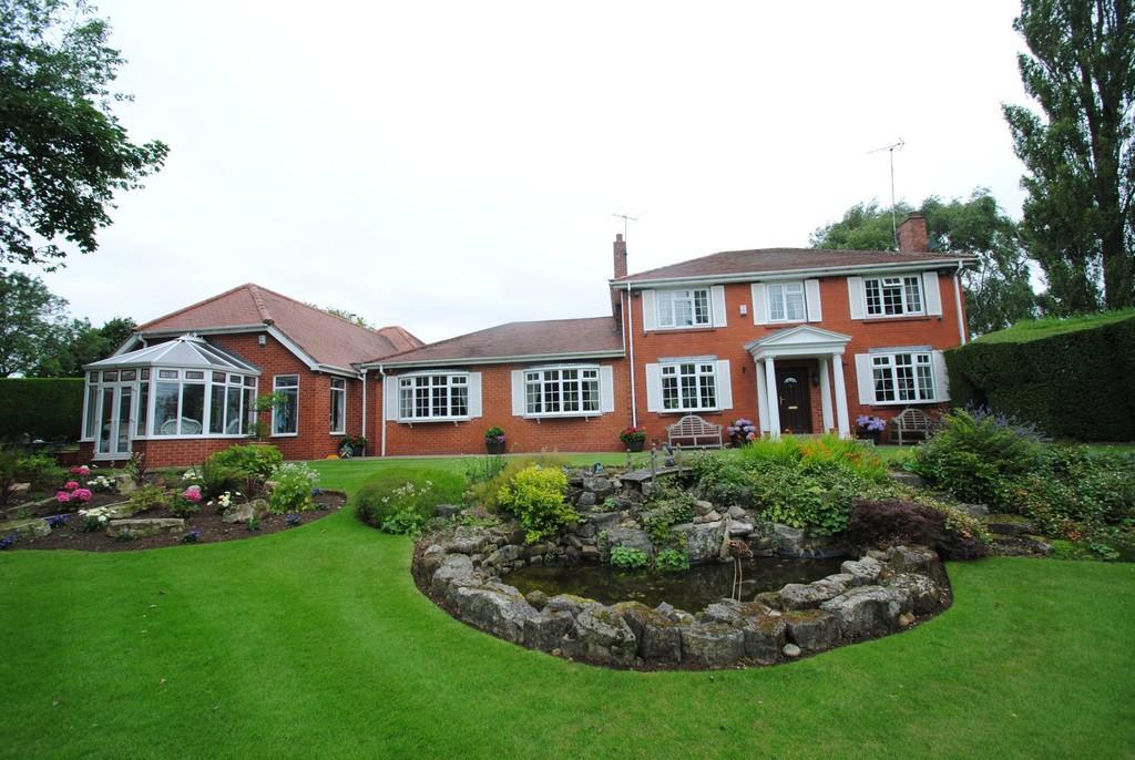 5 Bedrooms Detached House for sale in Ashton Lane, Braithwell, Rotherham