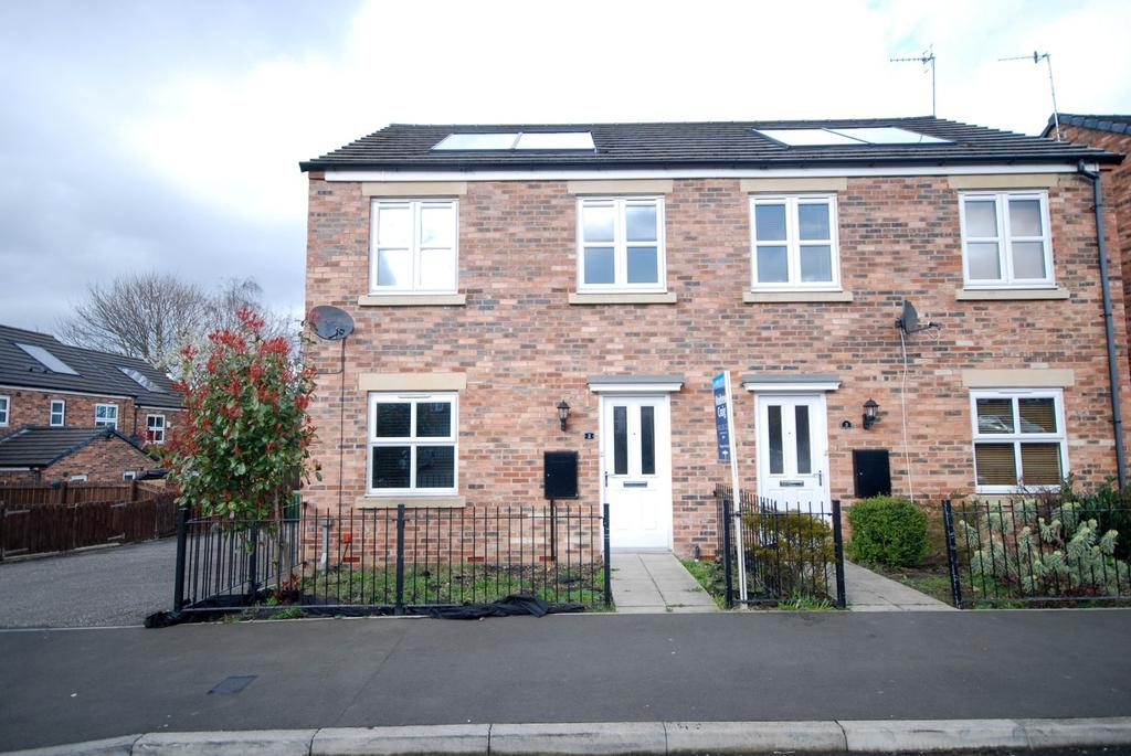 3 Bedrooms Semi Detached House for sale in Felling