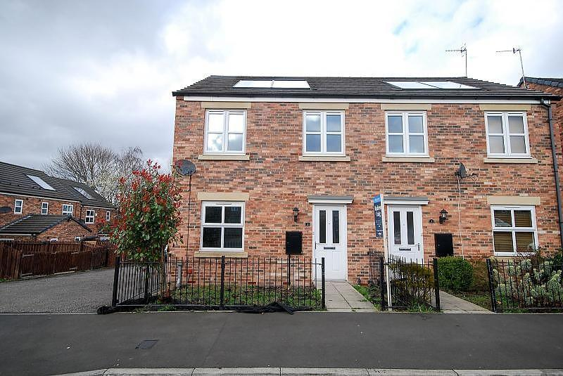 3 Bedrooms Semi Detached House for sale in Walcher Grove, Gateshead