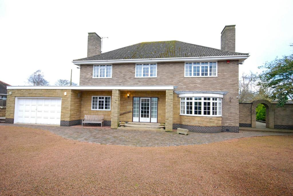 3 Bedrooms Detached House for sale in Brockgate Lodge, Lesbury, Alnwick
