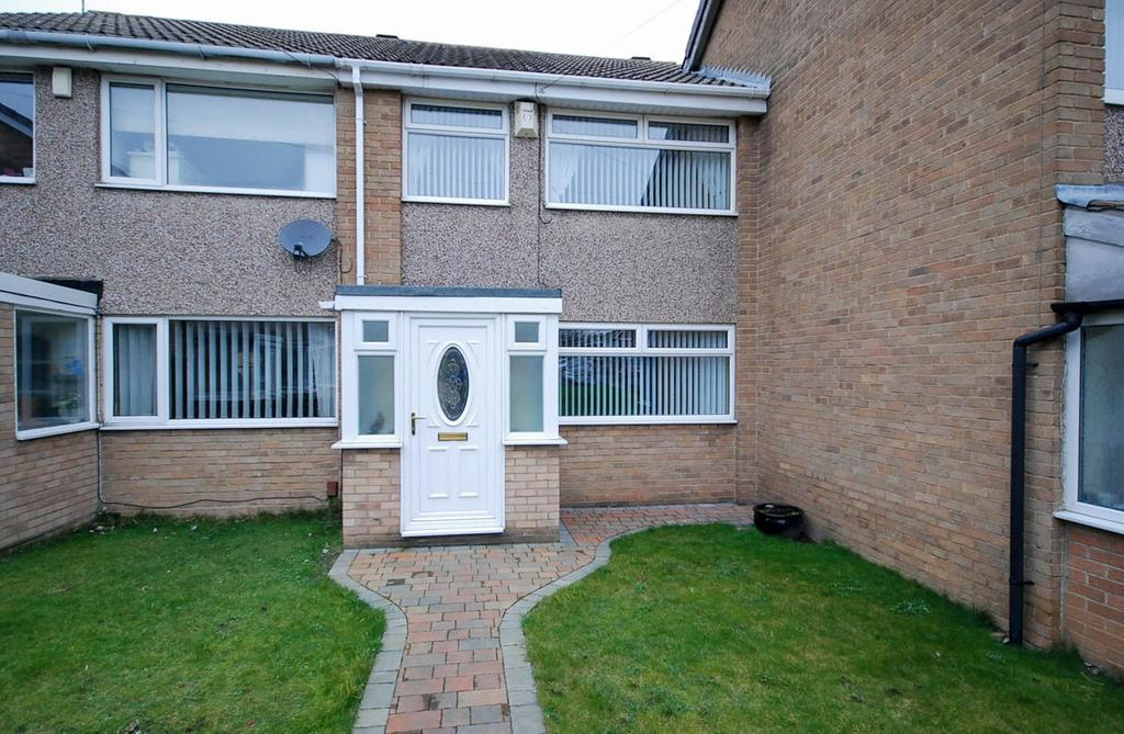 3 Bedrooms Semi Detached House for sale in Seaton Close, Wardley