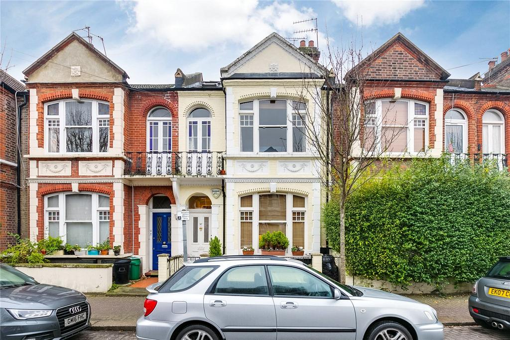 2 Bedrooms Flat for sale in Norroy Road, Putney, London