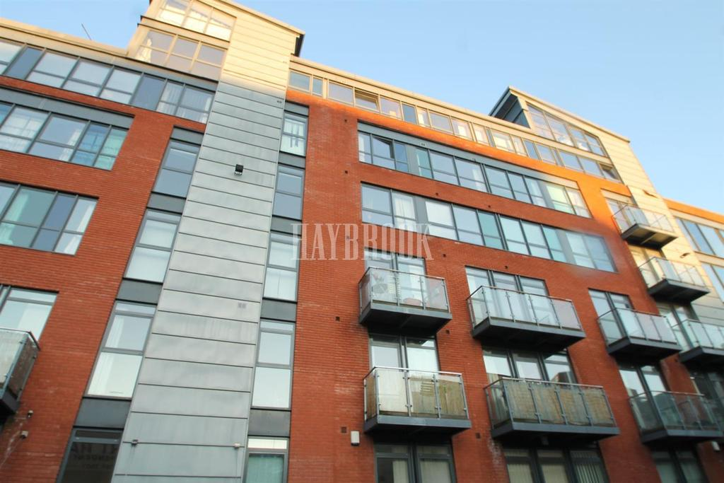 1 Bedroom Flat for sale in Mandale House, Bailey Street, S1