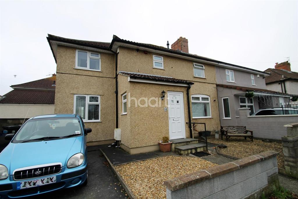2 Bedrooms Flat for sale in Brunel Road, Bedminster Down