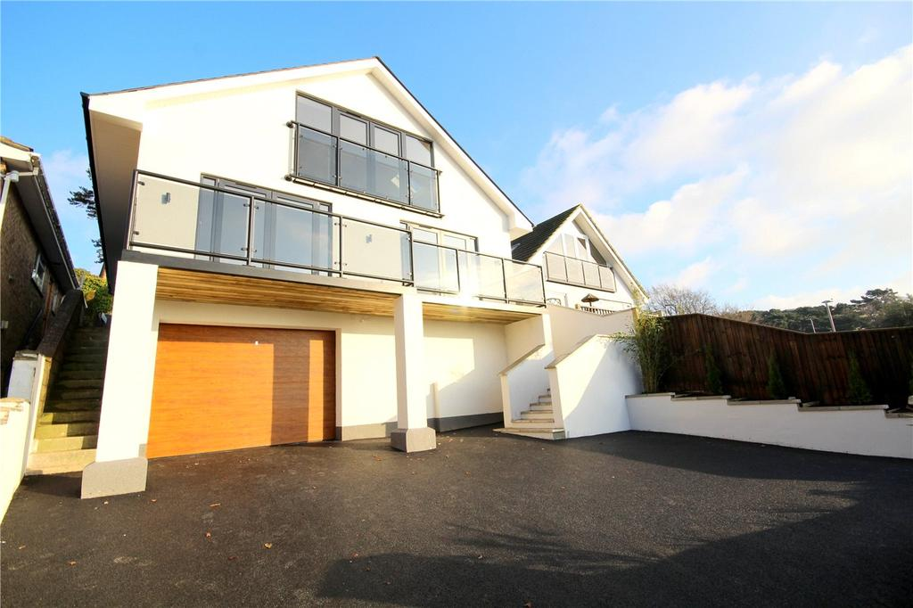 4 Bedrooms Detached House for sale in Ardmore Road, Lower Parkstone, Poole, Dorset, BH14