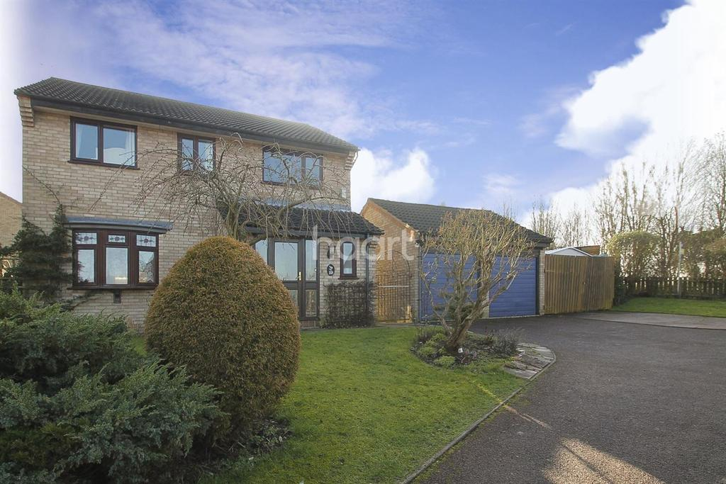 4 Bedrooms Detached House for sale in Hillcrest, Bar Hill