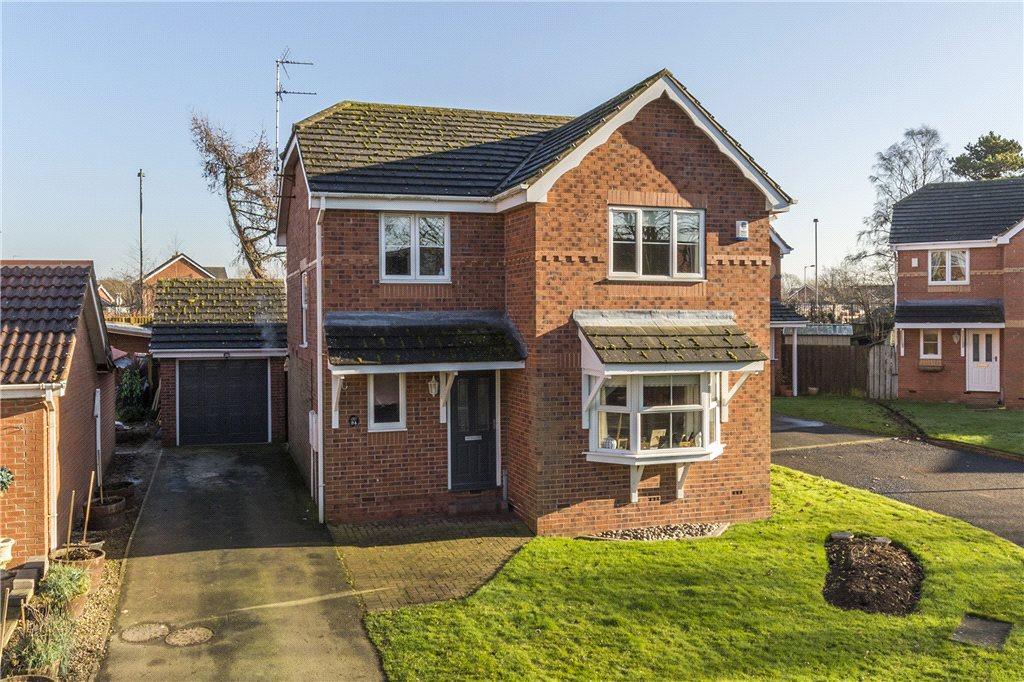 4 Bedrooms Detached House for sale in Craven Way, Boroughbridge, York, North Yorkshire