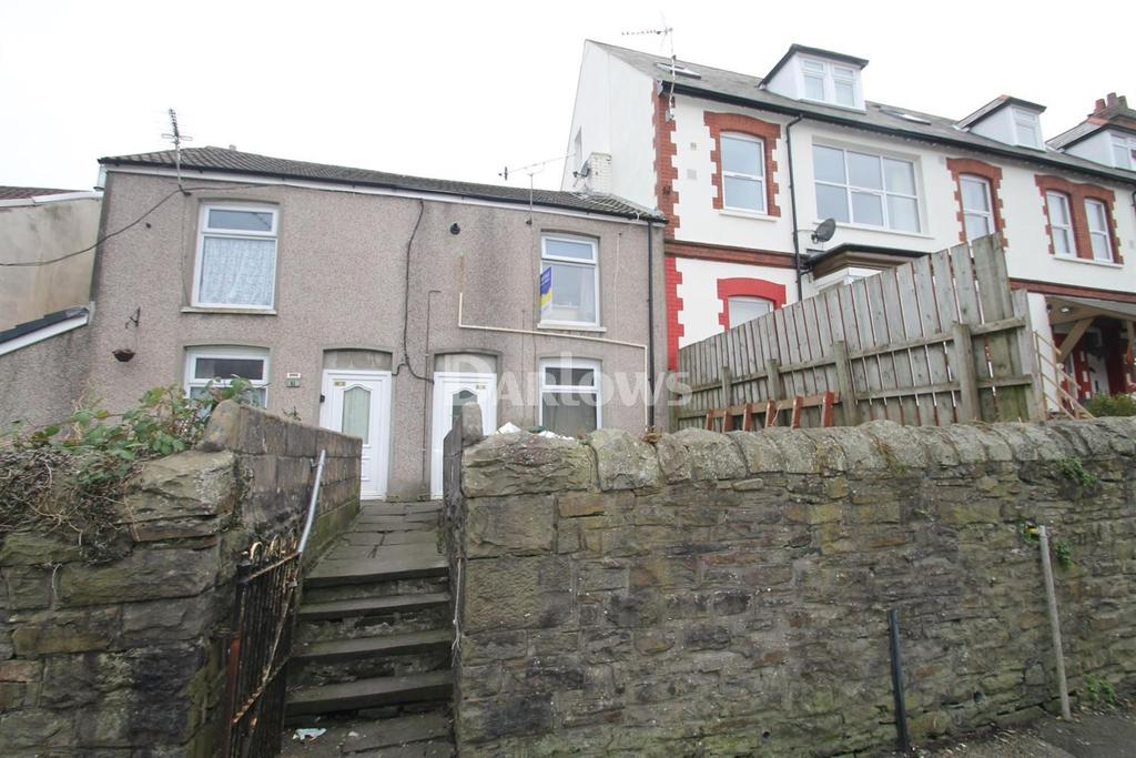 2 Bedrooms Terraced House for sale in Wood Road, Treforest