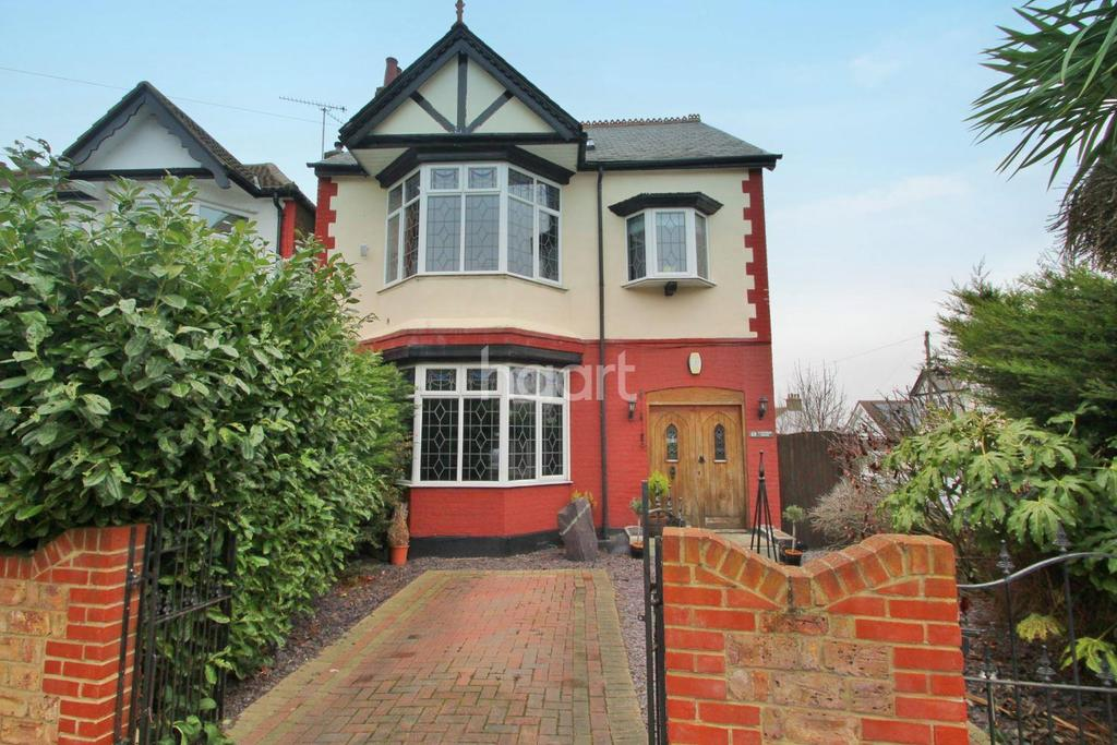 5 Bedrooms Detached House for sale in Eastwood Lane South
