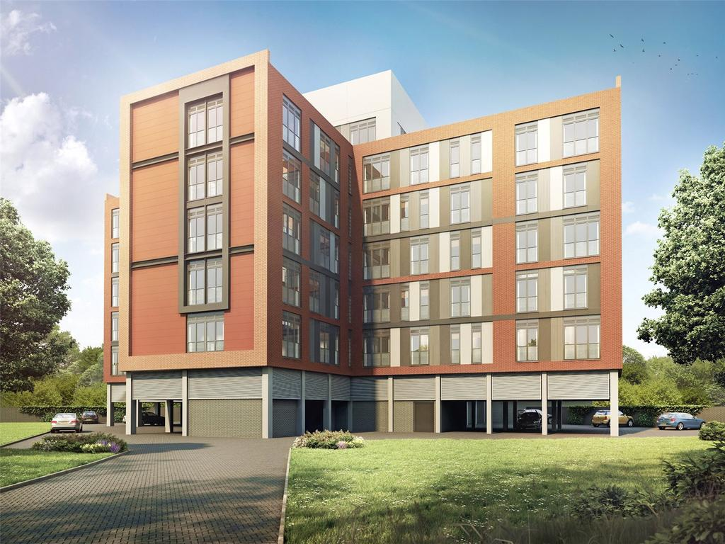 2 Bedrooms Apartment Flat for sale in Lincoln Road, Dorking, Surrey, RH4