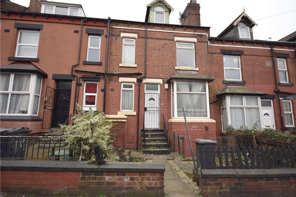 2 Bedrooms Terraced House for sale in Ashton Terrace, Harehills, Leeds