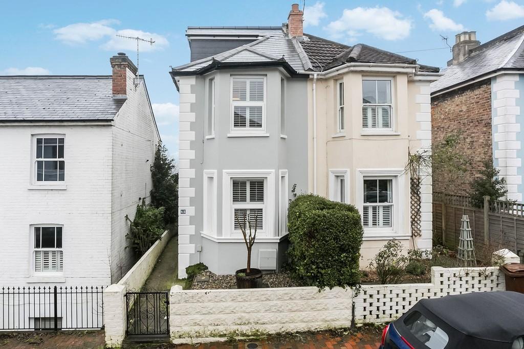 3 Bedrooms Semi Detached House for sale in Queens Road, Tunbridge Wells