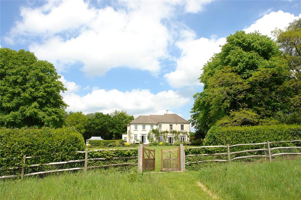 5 Bedrooms Detached House for sale in Swelling Hill, Ropley, Alresford, Hampshire