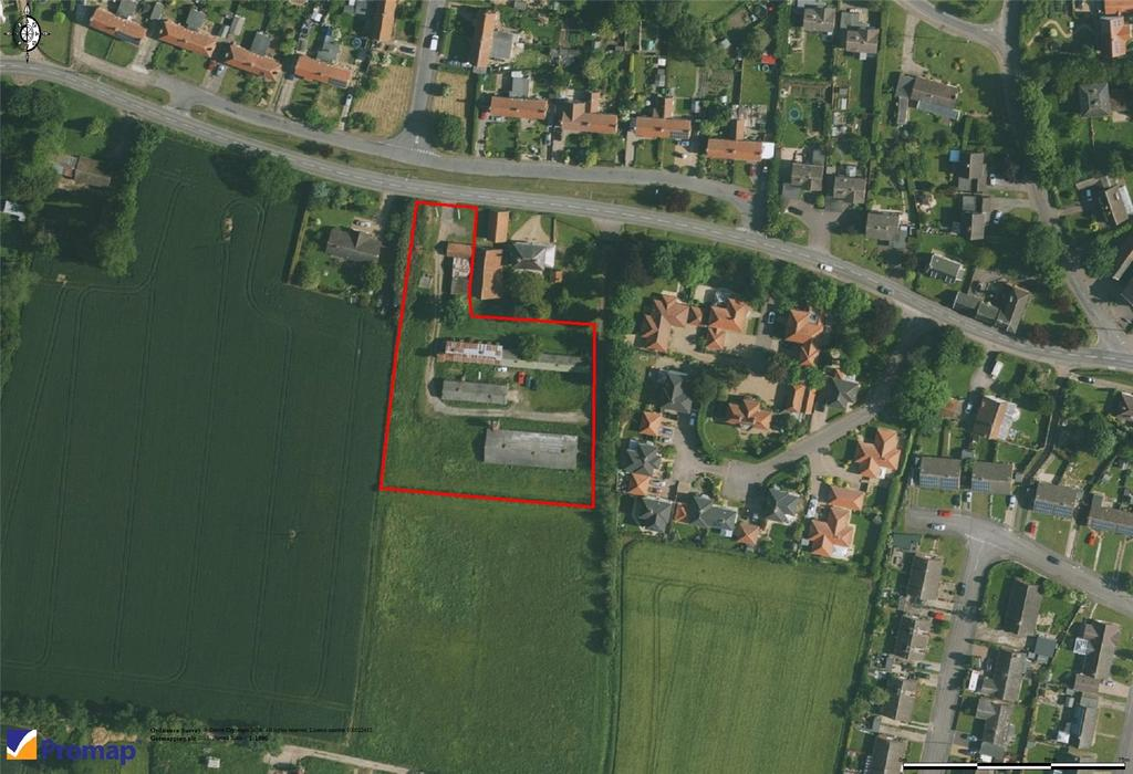 Plot Commercial for sale in Tattlepot Road, Pulham Market, Diss, Norfolk