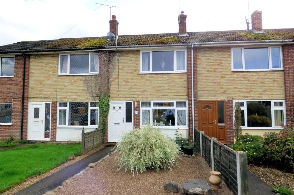 2 Bedrooms Terraced House for sale in Mercia Close, Hatton