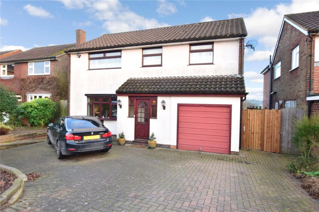 4 Bedrooms Detached House for sale in Latimer Road, Cropston, Leicester