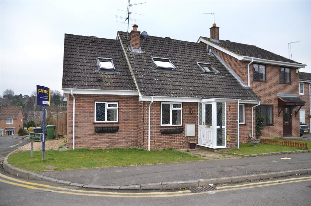 4 Bedrooms Semi Detached House for sale in Prince William Drive, Tilehurst, Reading, Berkshire, RG31