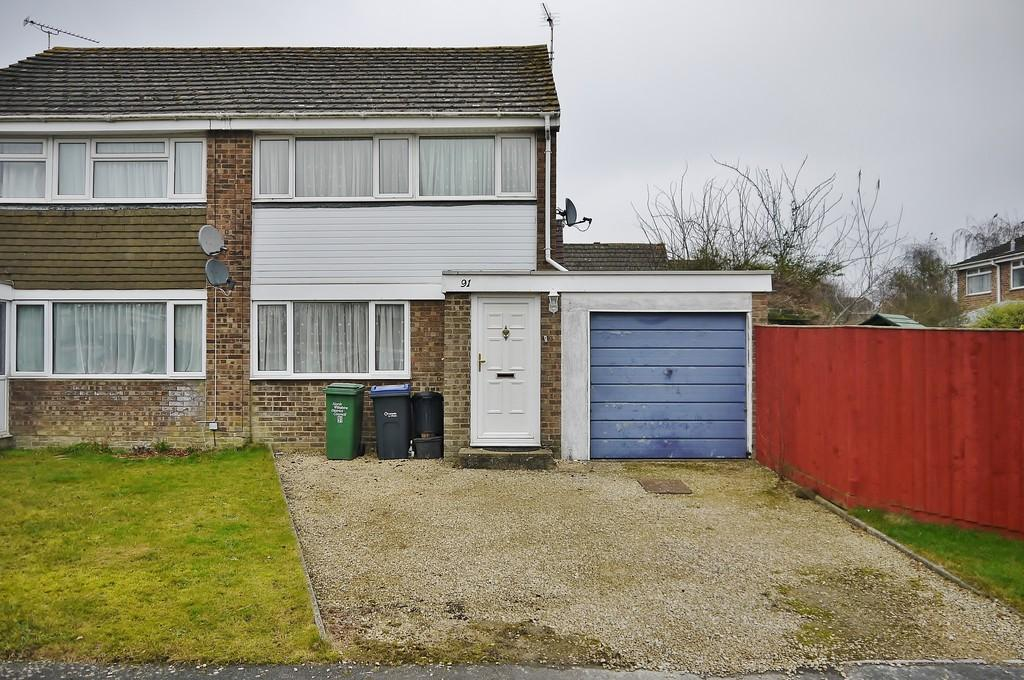 3 Bedrooms Semi Detached House for sale in Deansfield, Cricklade